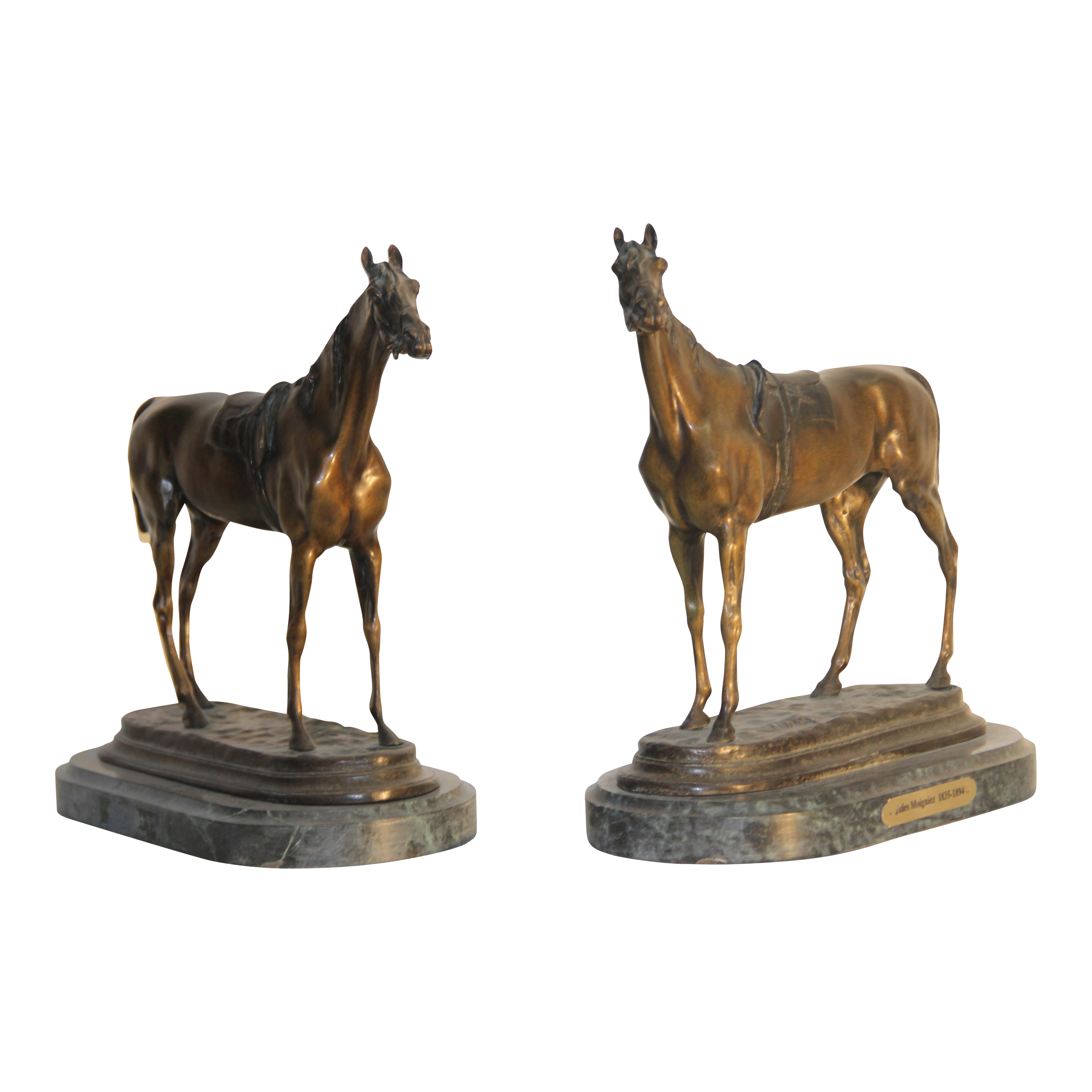 Oval statue base png. Bronze horses on marble