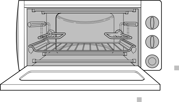 Oven vector. Clipart free library download