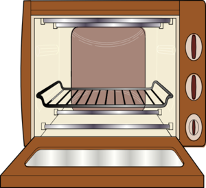 Clip art at clker. Oven clipart jpg royalty free download