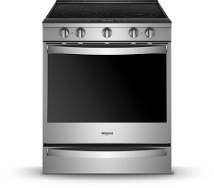Oven vector cooking range. Ranges whirlpool front control