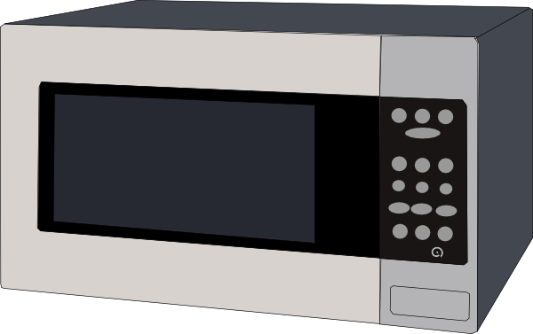 Oven vector micro. Microwave clip art at