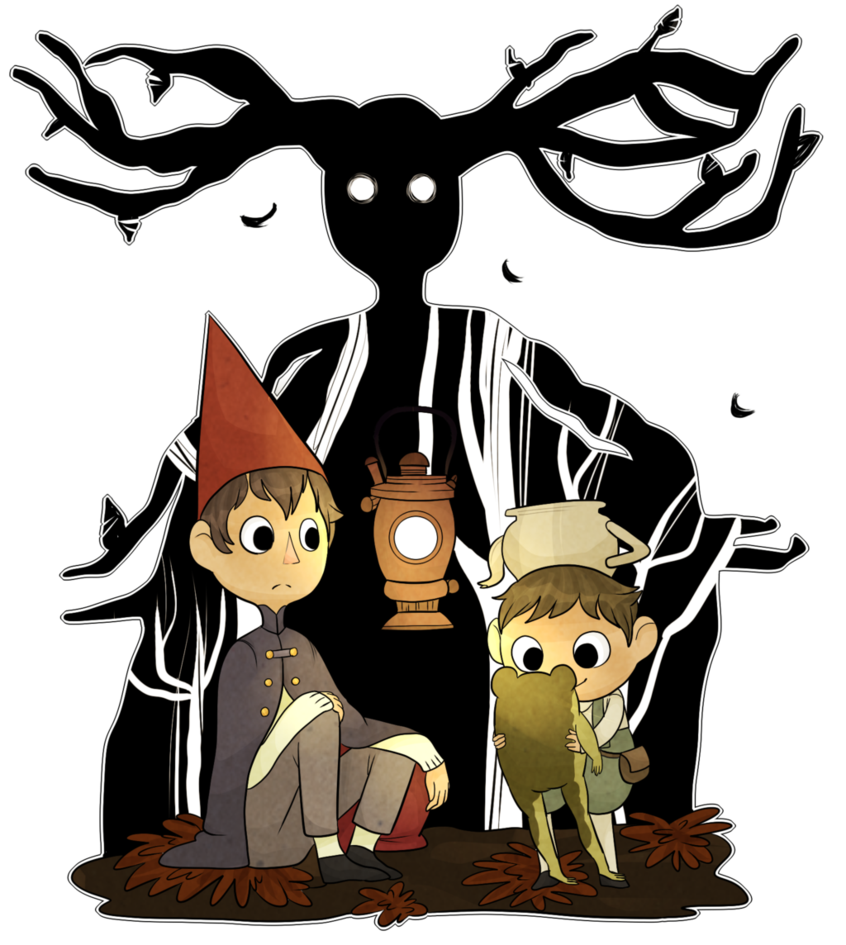Over the garden wall png. Video by asknia on