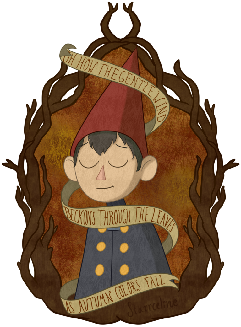 Over the garden wall png. Wirt fanart google search