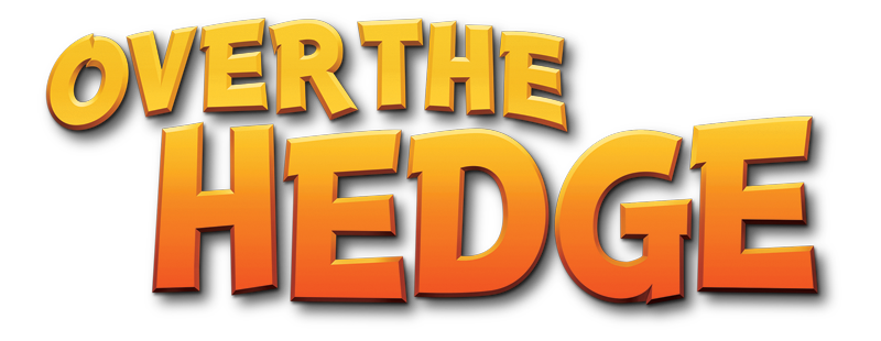 over the hedge png