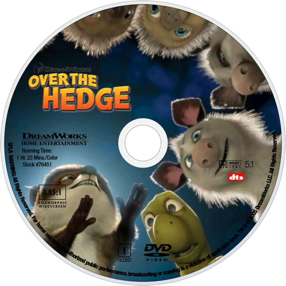 Over the hedge png. Movie fanart tv