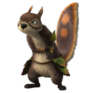 Over the hedge png. Ed vs nassor by