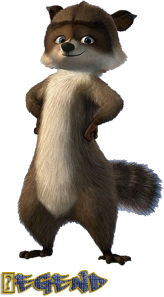 Over the hedge png. Psd official psds share