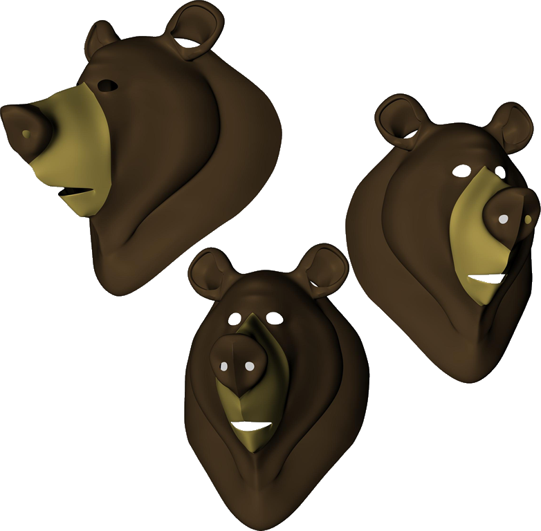 Snout animated cartoon transprent. Over the hedge png picture stock