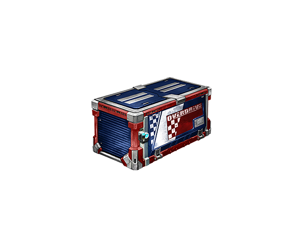 Overdrive crate png. Gamerall com