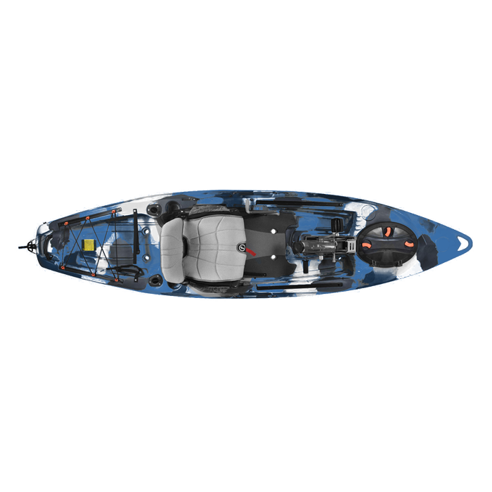 Overdrize crate png. Feelfree lure kayak with