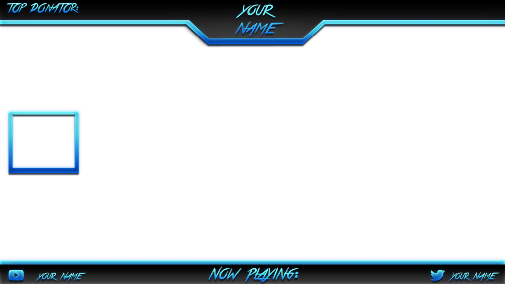 Obs transparent chat overlay. Free twitch template natashamillerweb