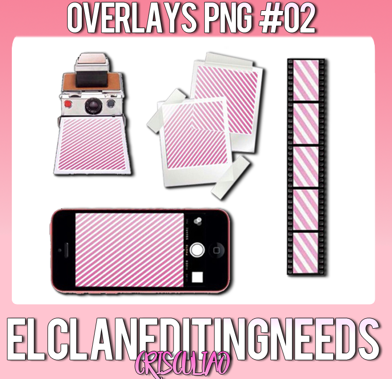 Overlays png. By crisculiao on deviantart