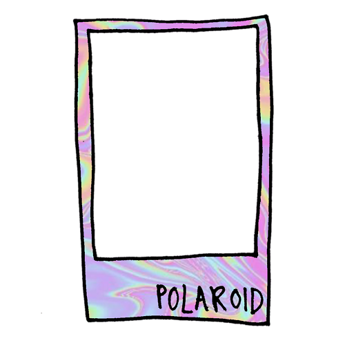 Overlays via on we. Polaroid clipart heart tumblr vector royalty free library