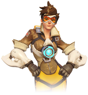 Winston transparent overwatch character. Tracer wikipedia