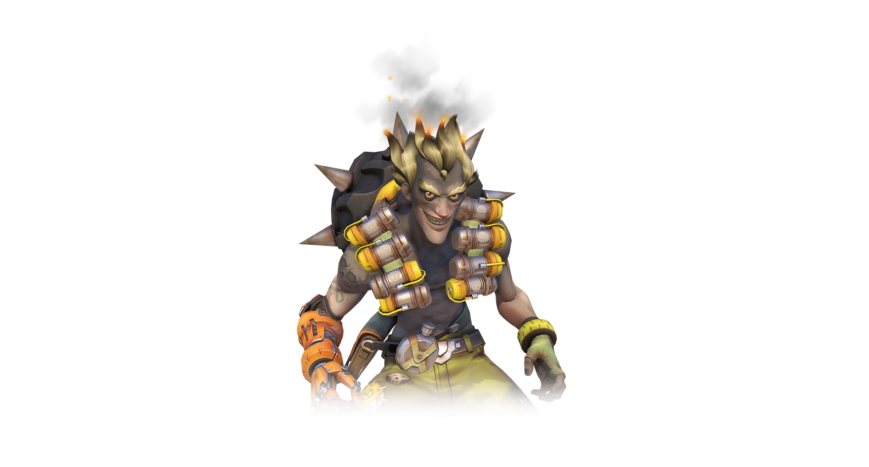 Overwatch junkrat png. Patch notes all august