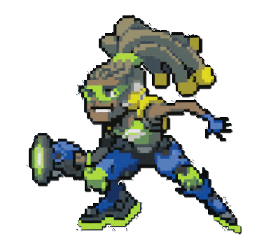 Overwatch lucio ball png. Image spray pixel wiki