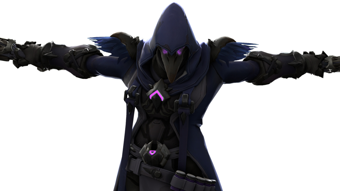Overwatch reaper png. In k ultimate by