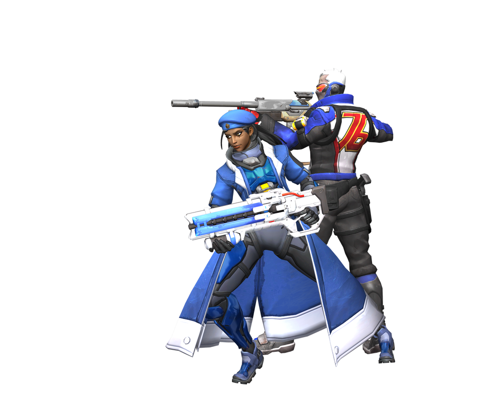 Ana png overwatch. X soldier by shylock