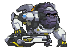 Winston transparent background. Overwatch png image related