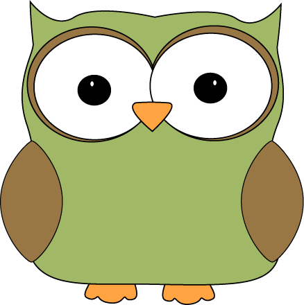 Owl clip art. Images cartoon
