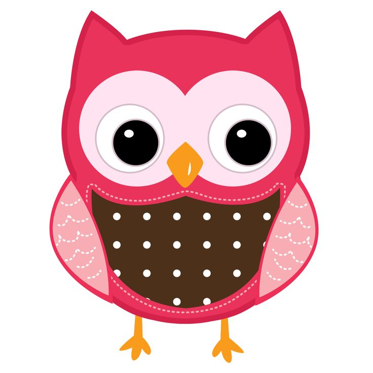 Owl clip art adorable owl. Best images on