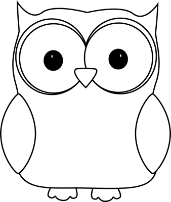 owl clipart cupcake