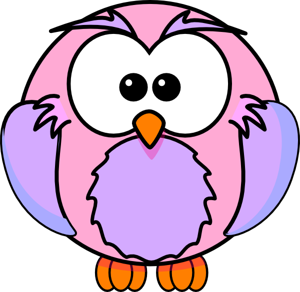 Snowy clipart animated pencil. Owl clip art cartoon svg freeuse download