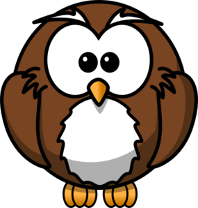 Owl clip art clear background. Just an at clker