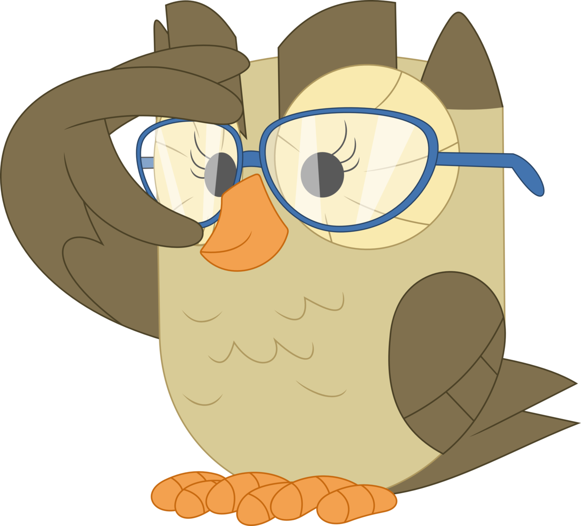 Owl clip art clear background. Artist porygon z
