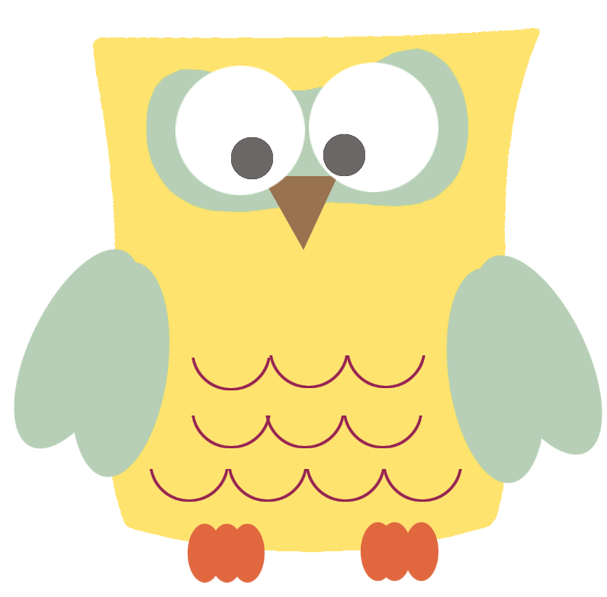 Owl clip art clear background. Sleeping clipart template of