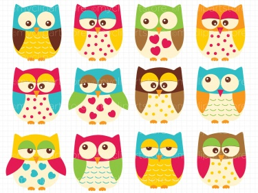 Owl clip art cute. Clipart owls so meylah