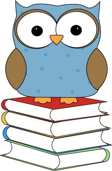 Clipart school pencil and. Owl clip art owlet vector freeuse download