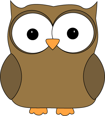 Owl clip art owlet. Clipart girly pink pictures
