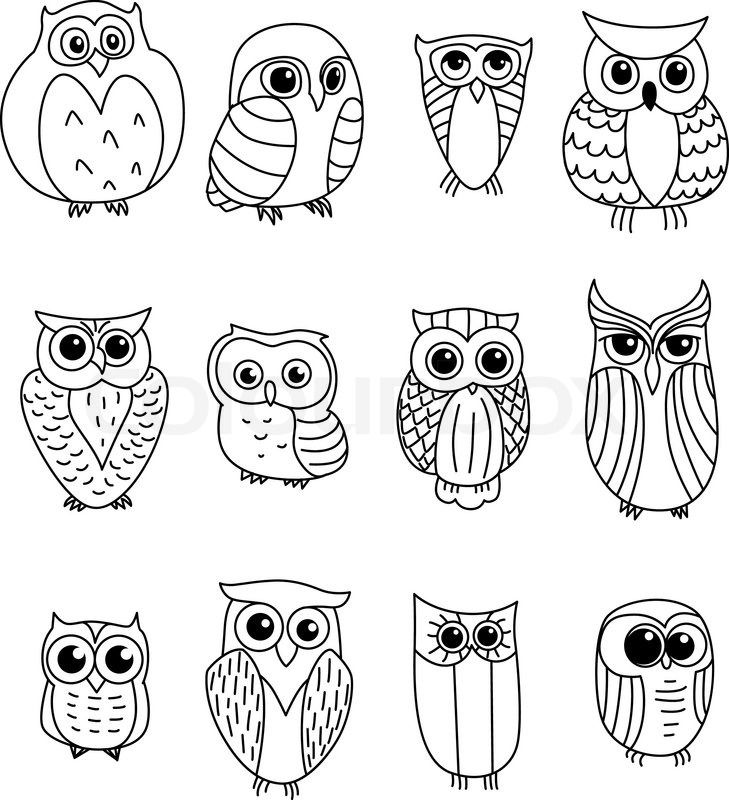 Tattoos google search owls. Owl clip art owlet clip free library