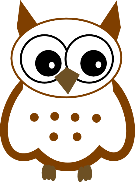 Snowy at clker com. Owl clip art snow owl png freeuse stock