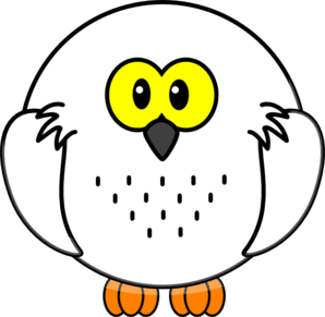 Snowy vector clipart panda. Owl clip art snow owl graphic royalty free download