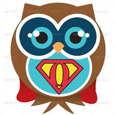 Owl clip art superhero. Best theme images