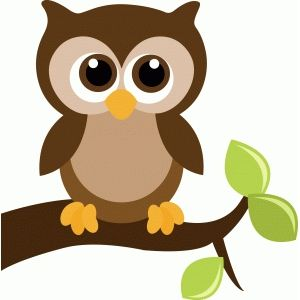 Owl clip art tree branch. I think m in