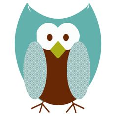 Whimsical folk clipart royalty. Owl clip art vintage vector royalty free stock