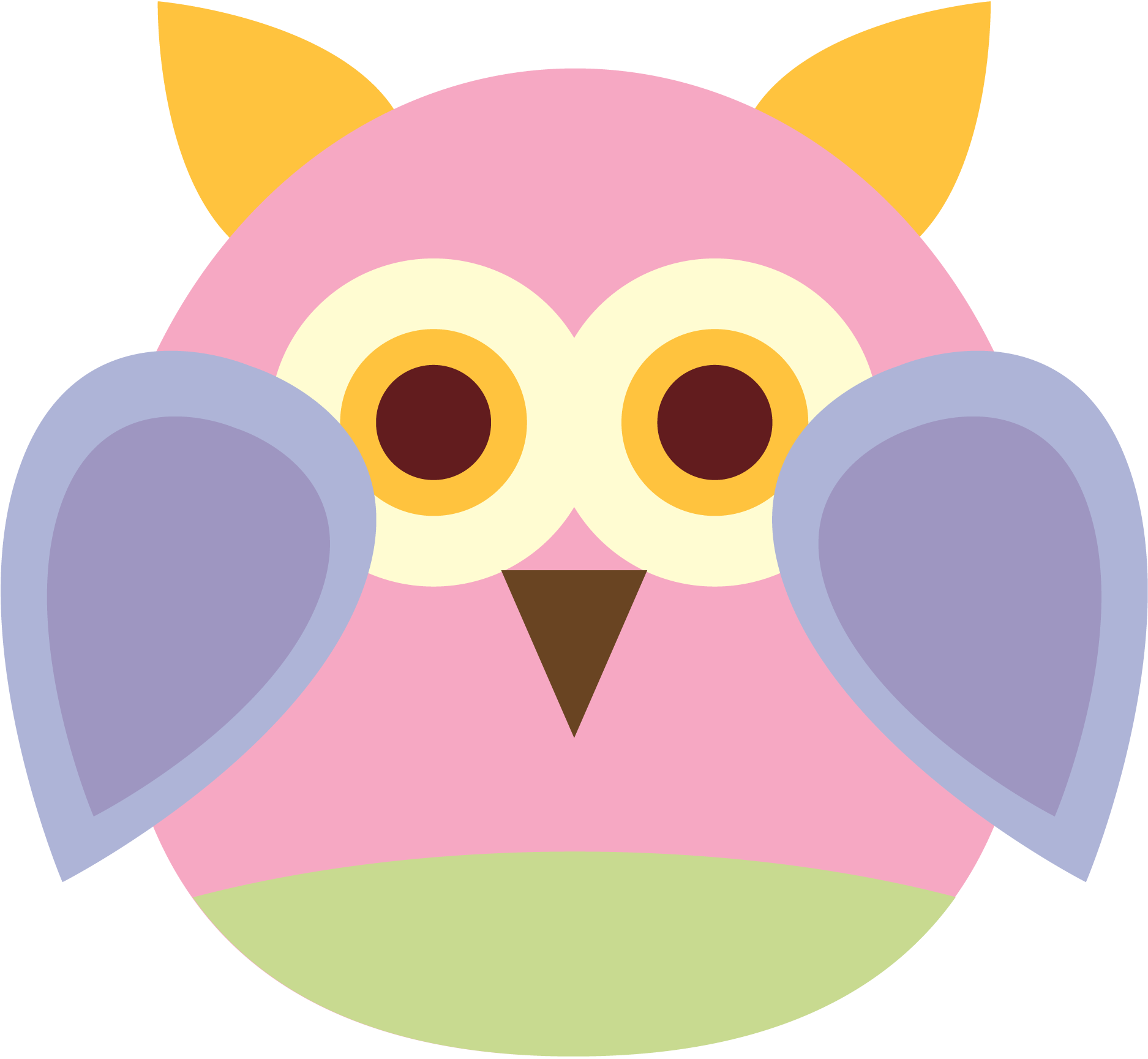 Reminder clipart cute. Free owl download clip