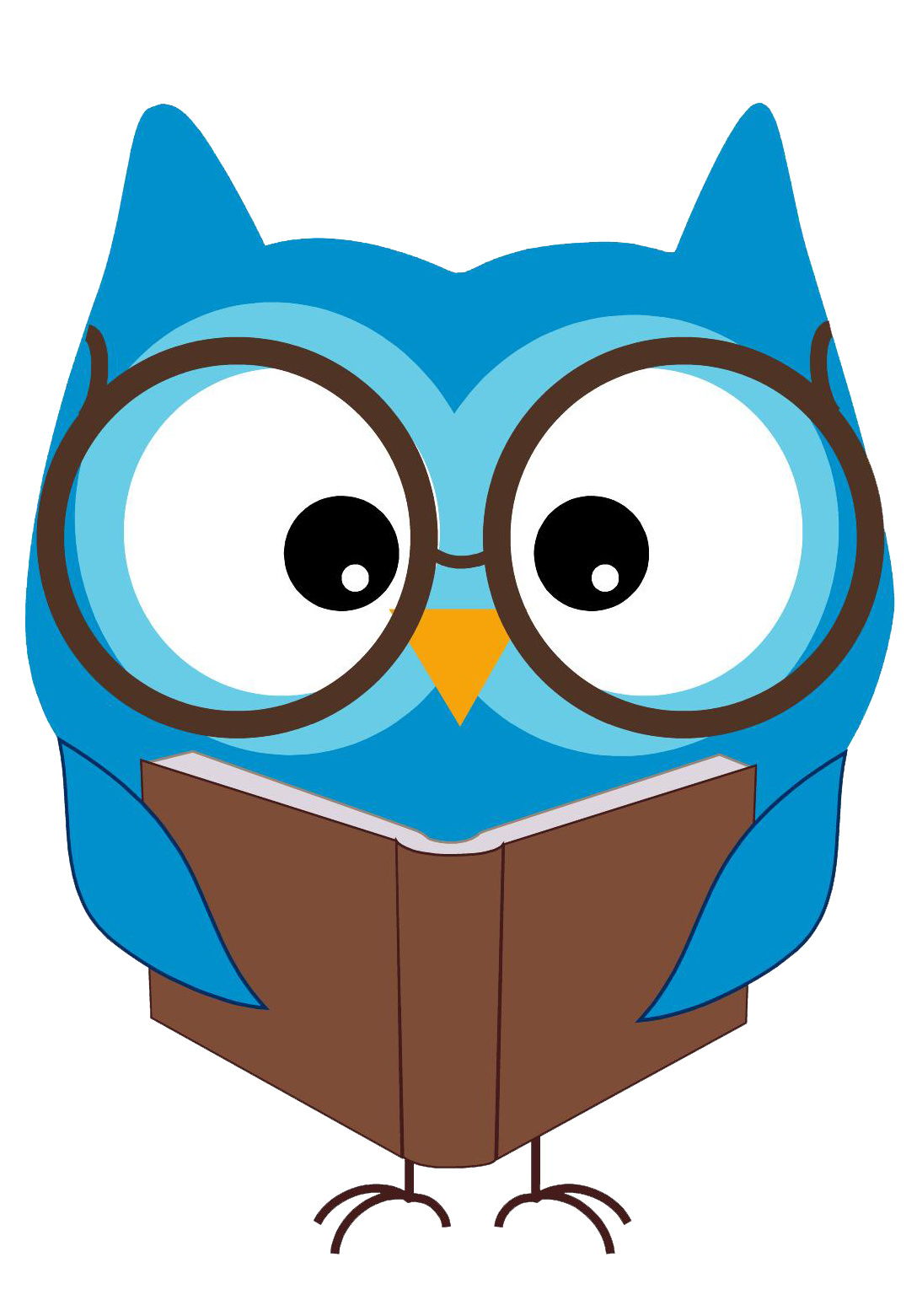 Surprised clipart owl. Free smart cliparts download