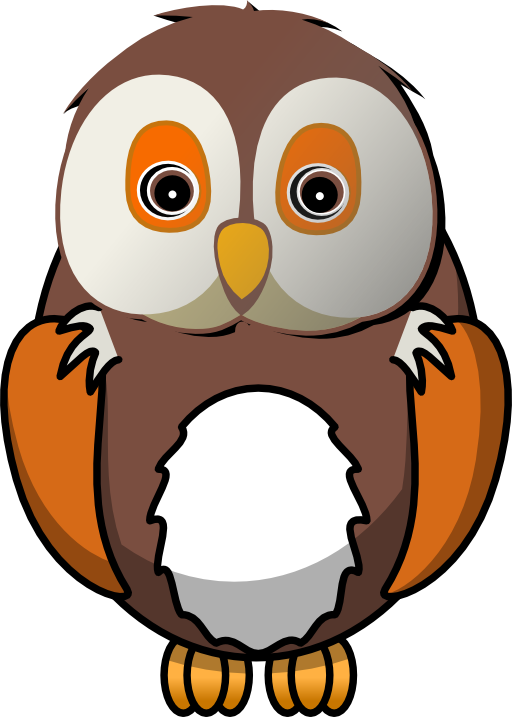 Owl clipart png. File wikimedia commons fileclipart