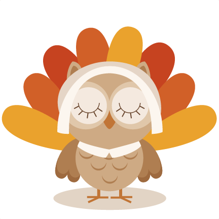Cute turkey png. Free thanksgiving owl cliparts