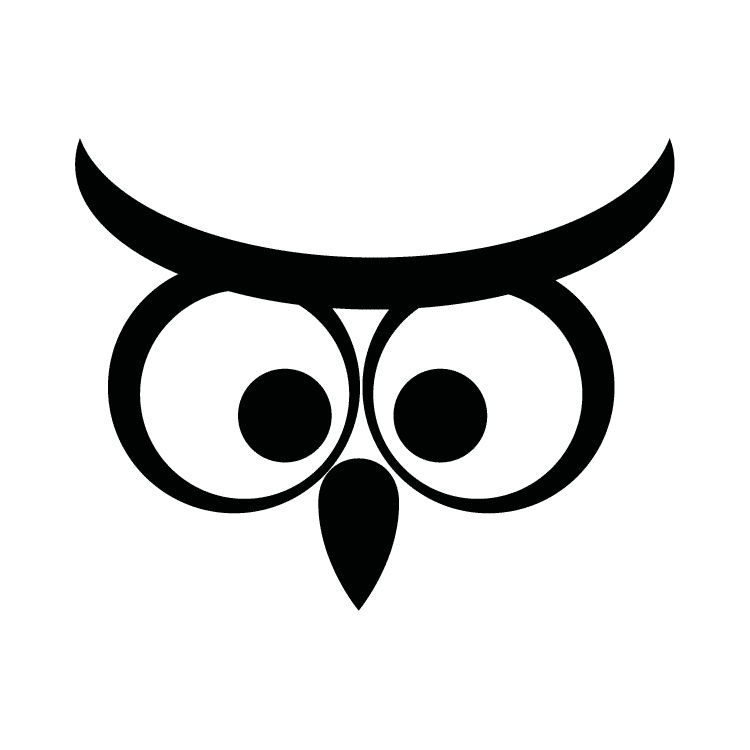 Owl head png. Free icons easy to