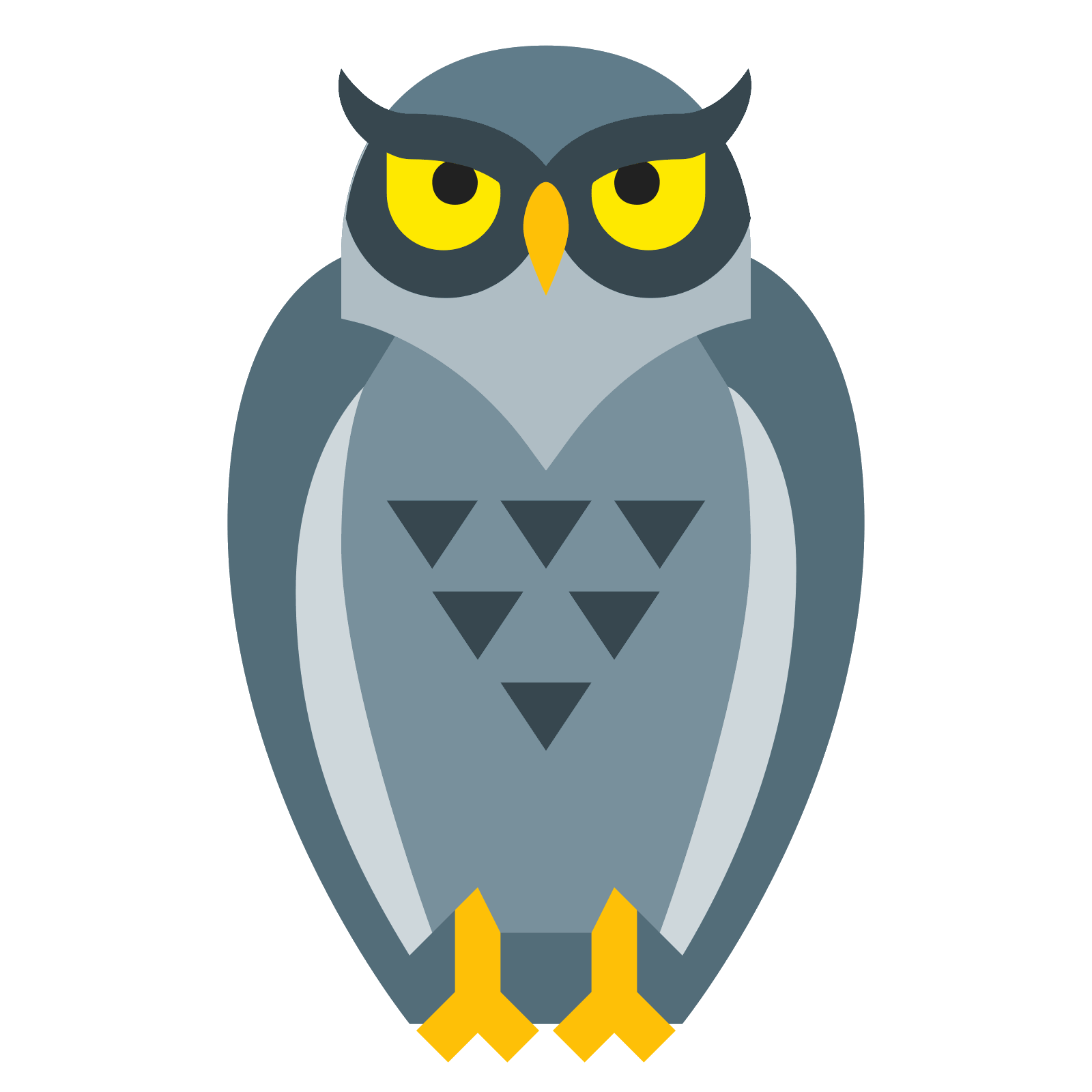 Fur vector owl feather. Icon free download png