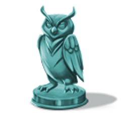 Owl statue png. Image blue chronicles of