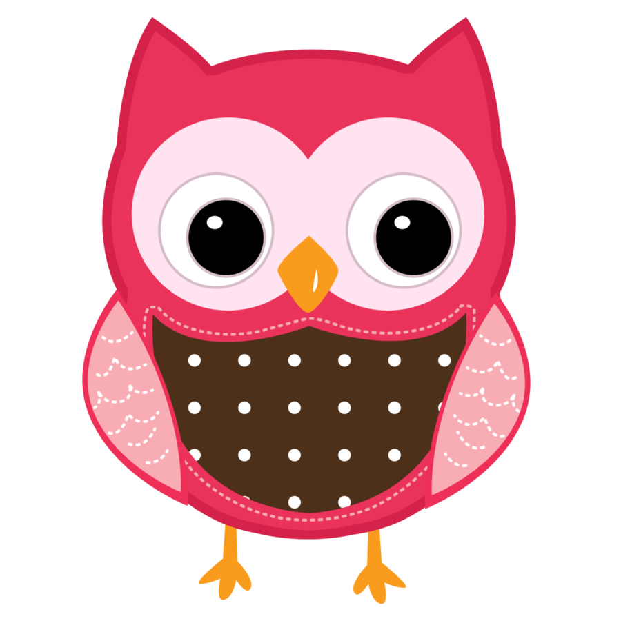 Owls clipart february. Gallery colorful cartoon drawing