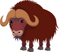 Ox clipart clip art. Search results for musk