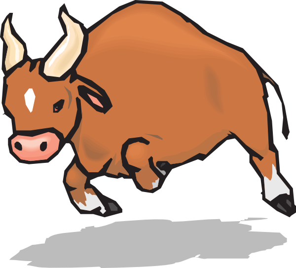 Ox vector kid. Collection of free encharged