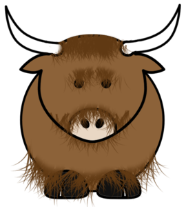 Ox vector yak. Free images at clker